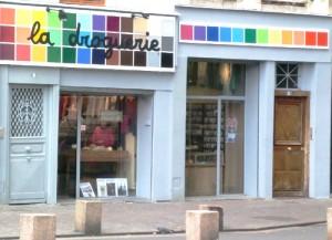 ラ・ドログリー パリ本店