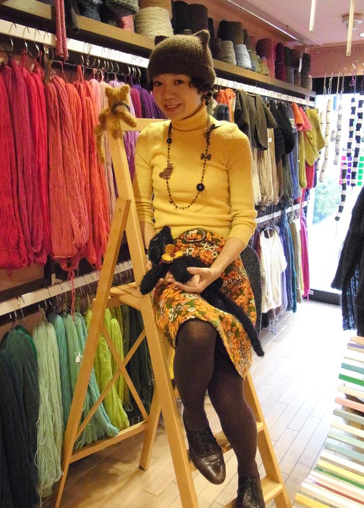 2013年2月ドレスコード「Chat!」1