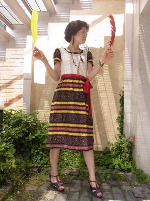 5月 ドレスコード Plumes4